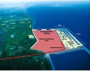 Masterplan – Logistics Zone Wilhelmshaven (JadeWeserPort)