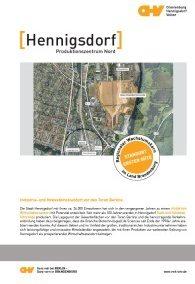 Konzept zur Gewerbeflächenprofilierung im RWK Oranienburg-Hennigsdorf-Velten