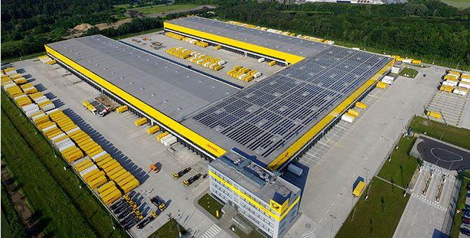 Deutsche Post DHL Group errichtet weiteres Mega-Paketzentrum im Großraum Berlin