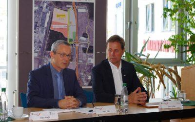 Industriepark 4.0 Eichspitze Ludwigsfelde mit weiterem Vermarktungserfolg