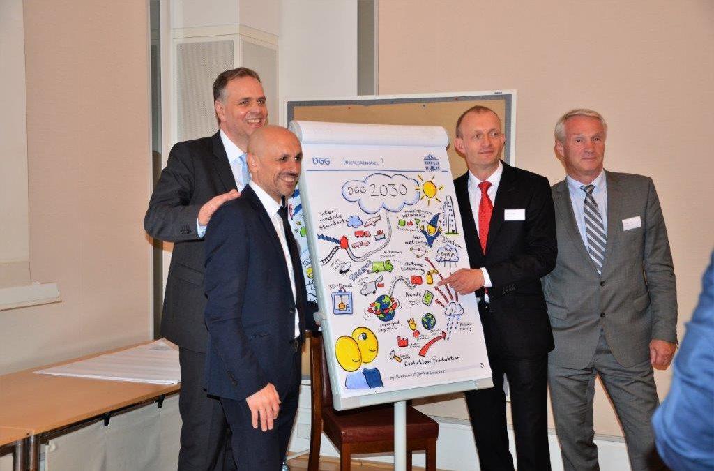 Erfolgsgeschichte Güterverkehrszentren – Deutsche GVZ-Gesellschaft feiert 25. Geburtstag