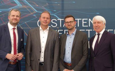 SPITZKE weiht neues Ausbildungszentrum im GVZ Großbeeren ein
