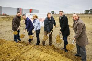 """Alcaro Invest startet zweiten Bauabschnitt im """"Log Plaza Brandenburg"""""""