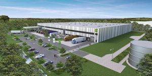 GLX bündelt Logistik im GVZ Berlin Ost Freienbrink