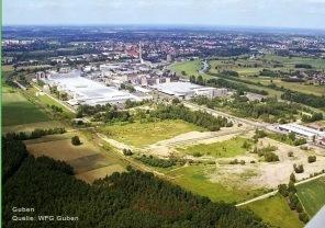 Bewertung potenzieller Gewerbe- und Industriestandorte im Land Brandenburg