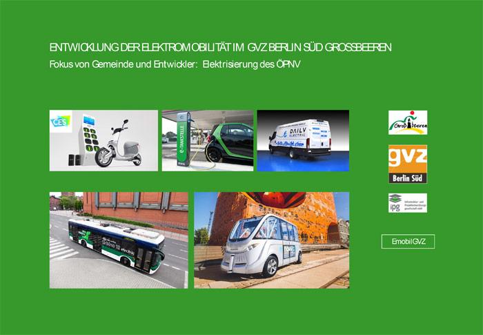 Elektromobilitätskonzeption für das GVZ Berlin Süd