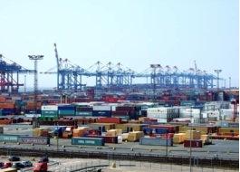 Hub im Seehafenhinterlandverkehr