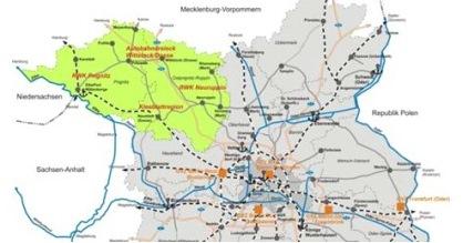 Umsetzungskonzept zur Bündelung der Güterverkehre in der Logistikregion Nordwestbrandenburg