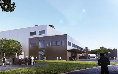 MTU erweitert Werk im Industriepark West Ludwigsfelde