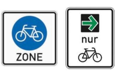 Neue Verkehrsregeln in Kraft getreten