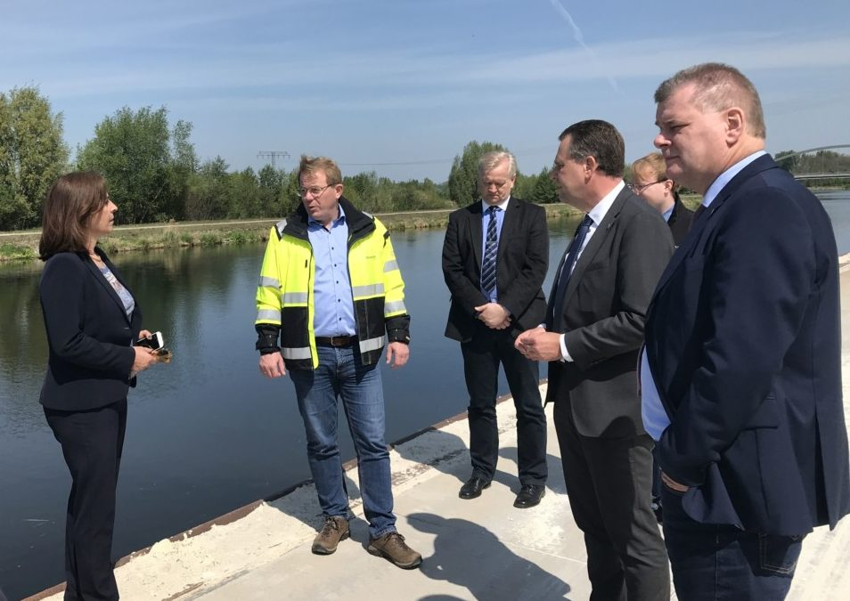 """Gemeinde Wustermark – ein """"Hotspot"""" der wirtschaftlichen Entwicklung im Havelland"""